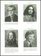 1973 Marion High School Yearbook Page 24 & 25