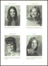 1973 Marion High School Yearbook Page 28 & 29