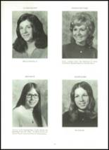 1973 Marion High School Yearbook Page 30 & 31