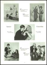 1973 Marion High School Yearbook Page 32 & 33