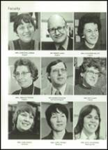 1973 Marion High School Yearbook Page 38 & 39