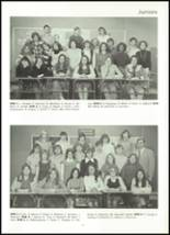 1973 Marion High School Yearbook Page 44 & 45