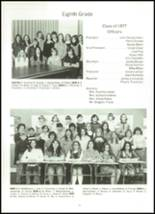 1973 Marion High School Yearbook Page 50 & 51