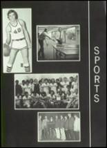 1973 Marion High School Yearbook Page 54 & 55