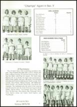 1973 Marion High School Yearbook Page 56 & 57