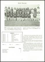 1973 Marion High School Yearbook Page 58 & 59