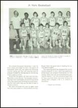 1973 Marion High School Yearbook Page 64 & 65