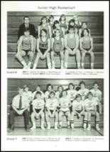 1973 Marion High School Yearbook Page 66 & 67