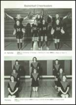 1973 Marion High School Yearbook Page 68 & 69
