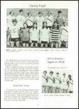 1973 Marion High School Yearbook Page 70 & 71