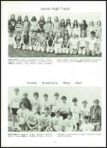 1973 Marion High School Yearbook Page 72 & 73