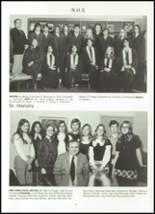 1973 Marion High School Yearbook Page 78 & 79