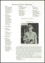 1973 Marion High School Yearbook Page 80 & 81