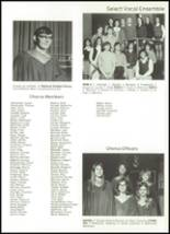 1973 Marion High School Yearbook Page 84 & 85
