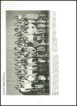 1973 Marion High School Yearbook Page 86 & 87