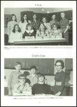 1973 Marion High School Yearbook Page 90 & 91