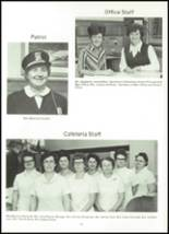 1973 Marion High School Yearbook Page 98 & 99