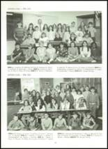 1973 Marion High School Yearbook Page 100 & 101