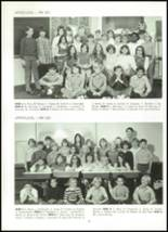 1973 Marion High School Yearbook Page 102 & 103