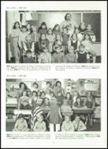 1973 Marion High School Yearbook Page 104 & 105