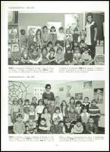 1973 Marion High School Yearbook Page 112 & 113
