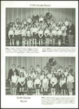 1973 Marion High School Yearbook Page 118 & 119