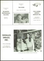 1973 Marion High School Yearbook Page 130 & 131