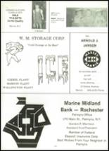 1973 Marion High School Yearbook Page 134 & 135