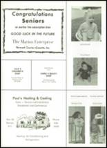 1973 Marion High School Yearbook Page 142 & 143