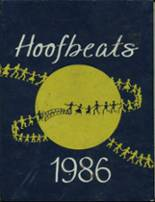 1986 Yearbook John Muir High School