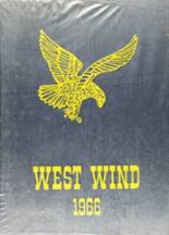 1966 Yearbook West Rowan High School