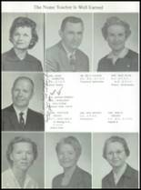 1961 Sulphur Springs High School Yearbook Page 18 & 19