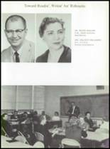 1961 Sulphur Springs High School Yearbook Page 20 & 21