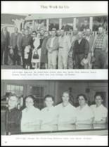1961 Sulphur Springs High School Yearbook Page 22 & 23