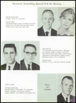 1961 Sulphur Springs High School Yearbook Page 28 & 29