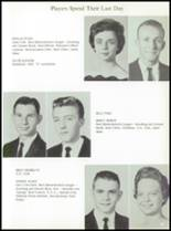 1961 Sulphur Springs High School Yearbook Page 32 & 33