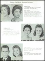 1961 Sulphur Springs High School Yearbook Page 34 & 35