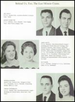 1961 Sulphur Springs High School Yearbook Page 36 & 37