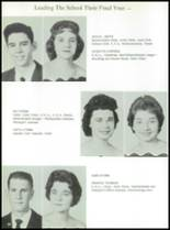 1961 Sulphur Springs High School Yearbook Page 42 & 43