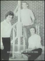 1961 Sulphur Springs High School Yearbook Page 54 & 55