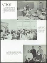 1961 Sulphur Springs High School Yearbook Page 66 & 67