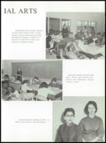 1961 Sulphur Springs High School Yearbook Page 74 & 75