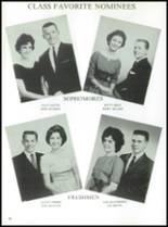 1961 Sulphur Springs High School Yearbook Page 96 & 97