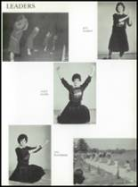 1961 Sulphur Springs High School Yearbook Page 108 & 109