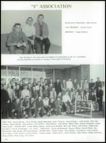 1961 Sulphur Springs High School Yearbook Page 116 & 117