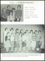 1961 Sulphur Springs High School Yearbook Page 124 & 125