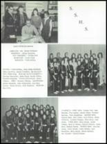 1961 Sulphur Springs High School Yearbook Page 134 & 135