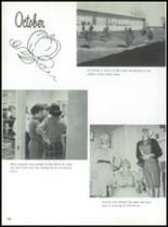 1961 Sulphur Springs High School Yearbook Page 154 & 155