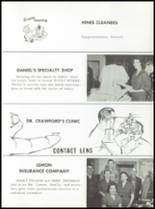 1961 Sulphur Springs High School Yearbook Page 200 & 201