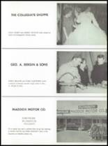 1961 Sulphur Springs High School Yearbook Page 208 & 209